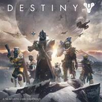 Destiny 2018 Wall Calendar