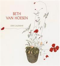 Beth Van Hoesen 2018 Calendar