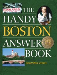 Handy Boston Answer Book
