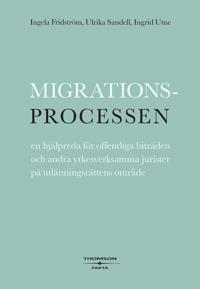 Migrationsprocessen ? en hjälpreda för offentliga biträden och andra yrkesverksamma jurister på utlänningsrättens område