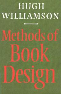 Methods of Book Design, Third Edition