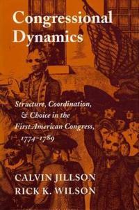 Congressional Dynamics