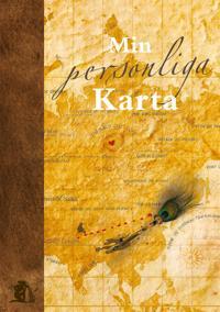 Min personliga karta : anteckningsbok