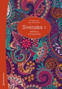 Svenska 1 - Språk och litteratur