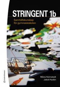 Stringent 1b Elevpaket - Digitalt + Tryckt - Samhällskunskap för gymnasieskolan
