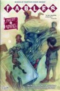 Fables tp vol 17 inherit the wind