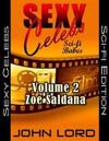 Sexy Celebs - Sci-fi Babes - Volume 2 Zoe Saldana