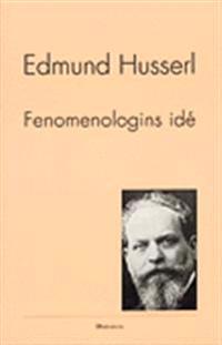 Fenomenologins idé