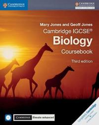 Cambridge Igcse Biology Coursebook + Cd-rom + Cambridge Elevate, Enhanced Ed., 2-year Access