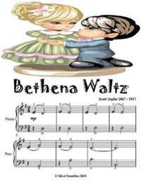 Bethena Waltz - Easiest Piano Sheet Music Junior Edition