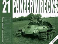 Panzerwrecks 21: German Armour 1944-45