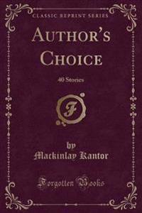 Author's Choice