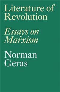 Literature of Revolution: Essays on Marxism