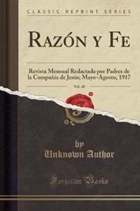 Razn y Fe, Vol. 48