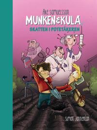 Skatten i potetåkeren - Åke Samuelsson pdf epub