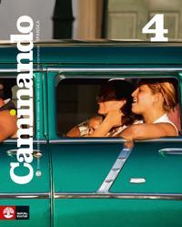 Caminando 4 Lärobok inkl ljud, fjärde upplagan