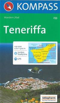 Aqua3 Kompass 233: Teneriffa