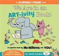 We Are in an ART-ivity Book!