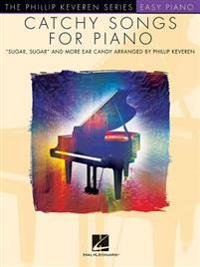 """Catchy Songs for Piano: """"Sugar, Sugar"""" and More Ear Candy Arranged by Phillip Keveren"""
