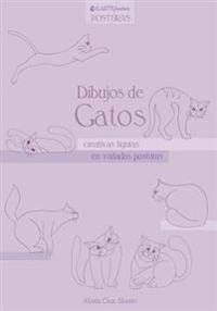 Dibujos de Gatos: Creativas Figuras En Variadas Posturas