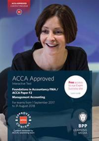 Fia foundations in management accounting fma (acca f2) - interactive text