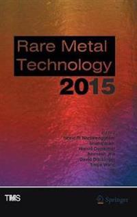 Rare Metal Technology 2015