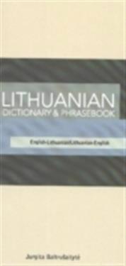 Lithuanian-English Dictionary & Phrasebook