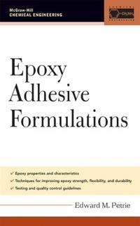 Epoxy Adhesive Formulations