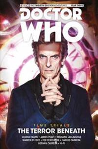 Doctor Who the Twelfth Doctor 1