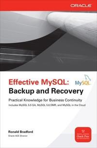 Effective MySQL