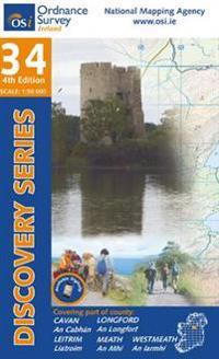 Cavan, Longford, Leitrim, Meath, Westmeath