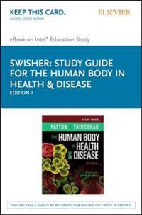 Study Guide for the Human Body in Health & Disease - Elsevier Ebook on Intel Education Study Retail Access Card