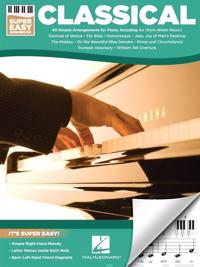 Classical Super Easy Songbook