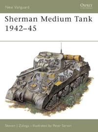 Sherman Medium Tank 1942-1945