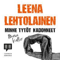 Minne tytöt kadonneet - Maria Kallio 11