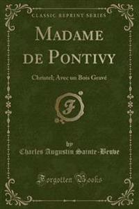 Madame de Pontivy