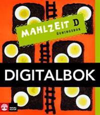 Mahlzeit D Övningsbok Digital