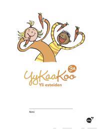 Yykaakoo 3A Yli esteiden -harjoitusvihko