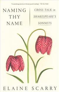 Naming Thy Name: Cross Talk in Shakespeare's Sonnets