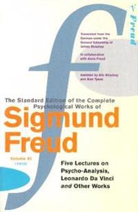 Complete Psychological Works Of Sigmund Freud, The Vol 11