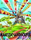 Majestic Landscapes: Creative Scenes for Adult Coloring