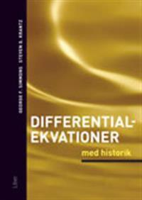 Differentialekvationer med historik