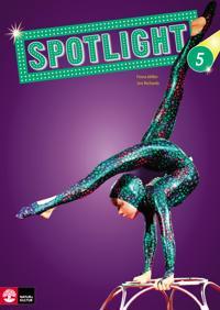 Spotlight 5 Textbook