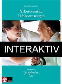 Yrkessvenska i äldreomsorgen Interaktiv