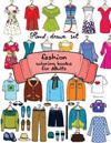 Fashion Coloring Books for Adults Vol.1: 2017 Fun Fashion and Fresh Styles!