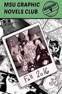 Msu Graphic Novels Club Anthology 5