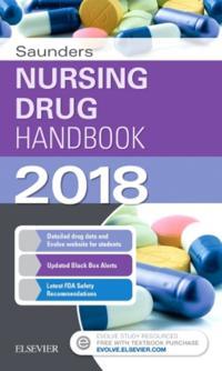 Saunders Nursing Drug Handbook 2018 - E-Book