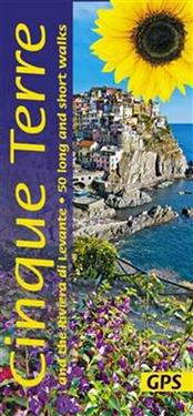 Cinque terre and the riviera di levante - 50 long and short walks