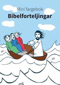Mini fargebok. Bibelforteljingar