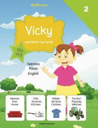 Vicky upptäcker nya språk : polska